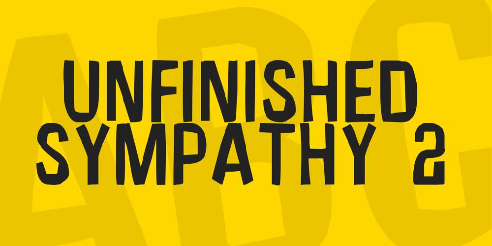 Unfinished Sympathy 2