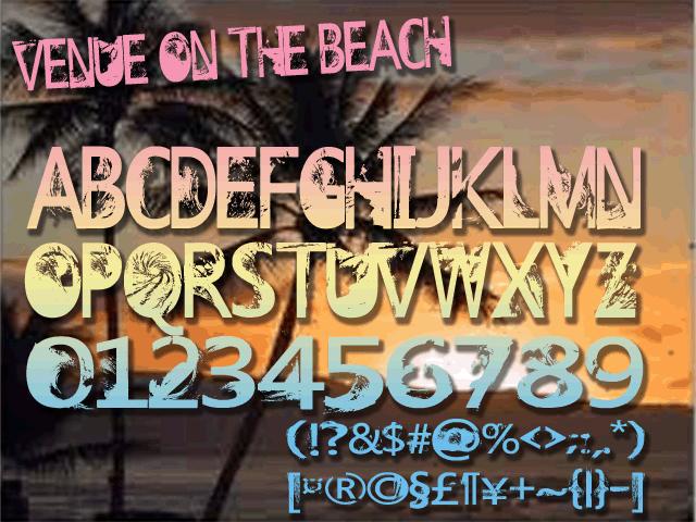Venue on the Beach