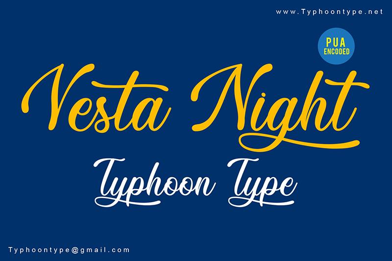 Vesta Night - Personal Use