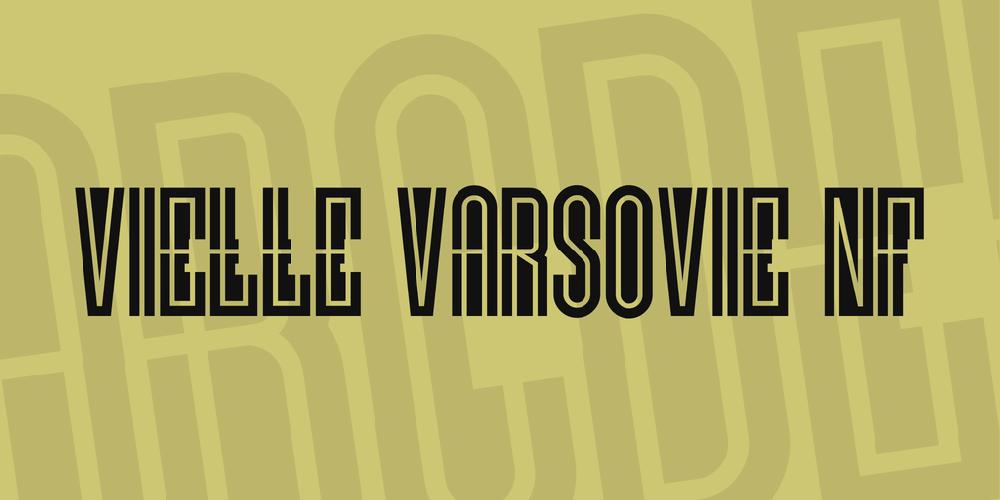 Vielle Varsovie NF
