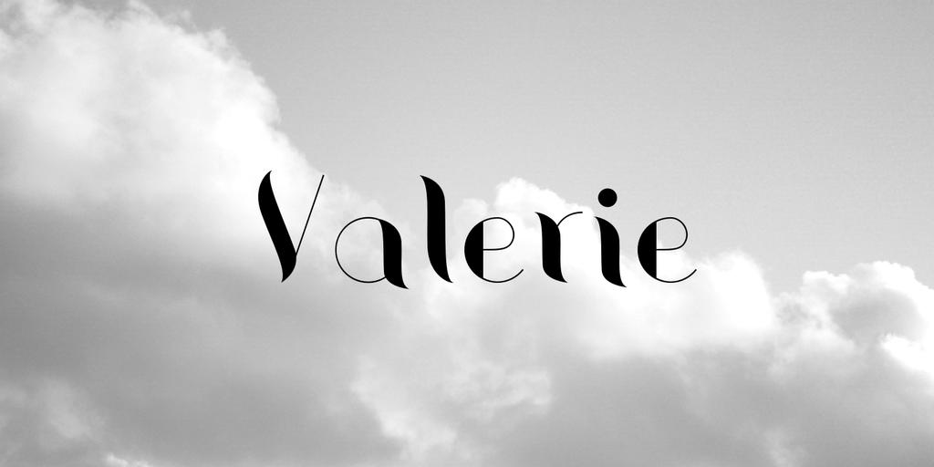 Valerie heavy