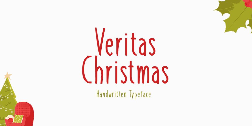Veritas Christmas
