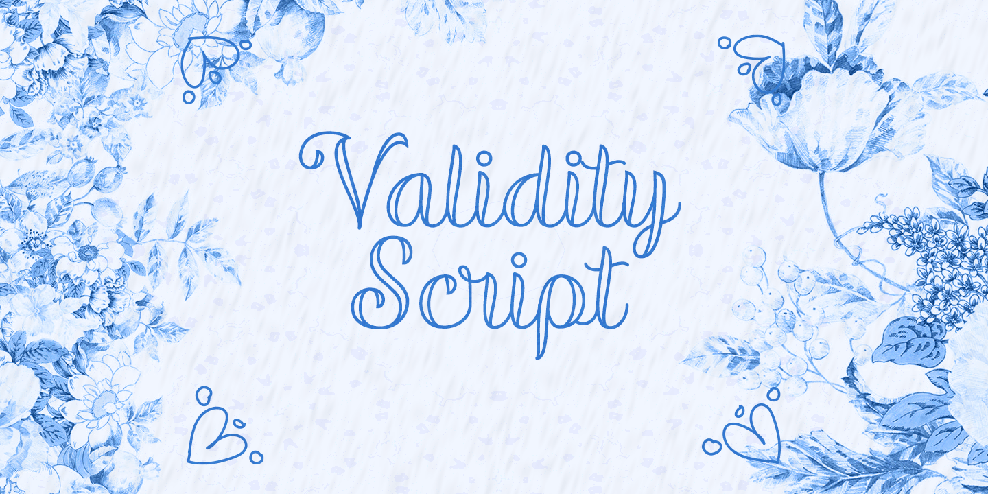 Validity Script PERSONAL USE