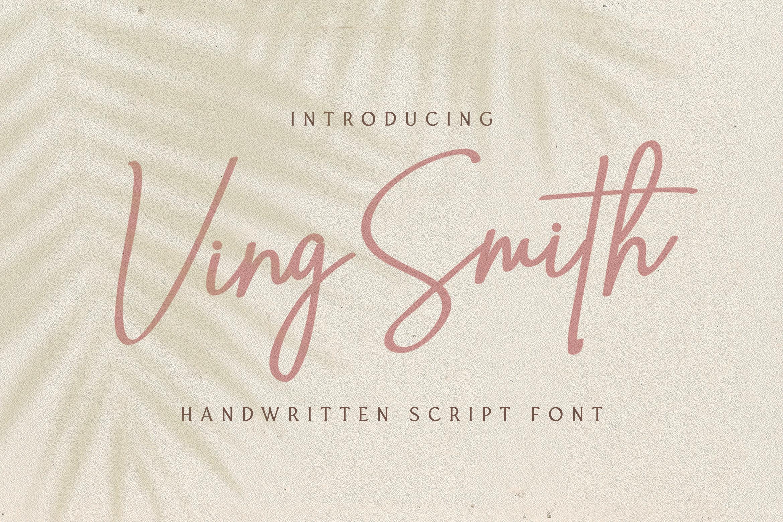 Ving Smith