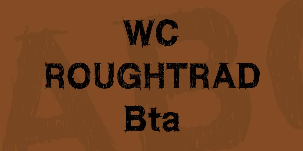 WC ROUGHTRAD Bta