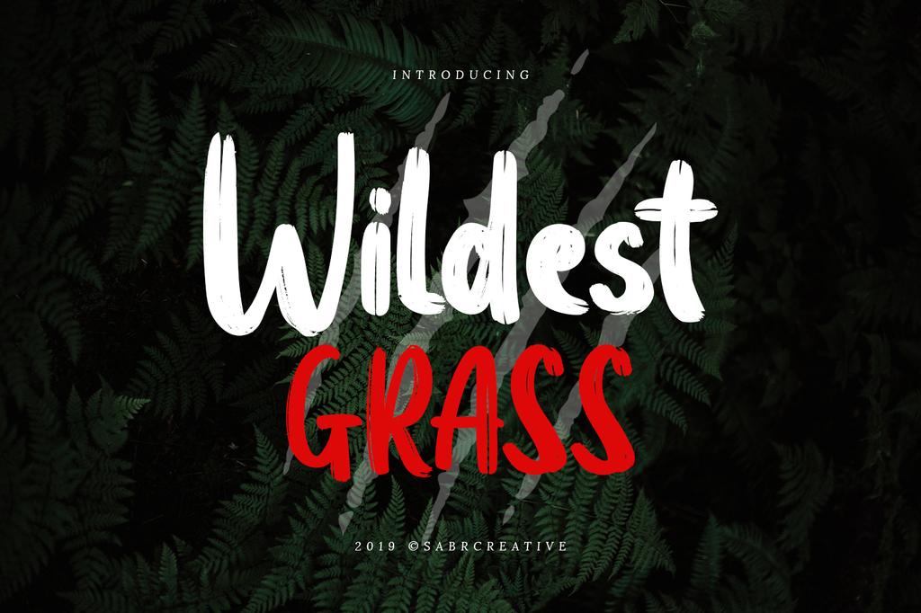 Wildest Grass Demo
