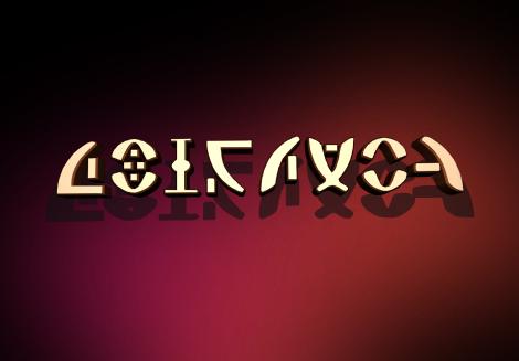 Download Zeta Reticuli font | fontsme com